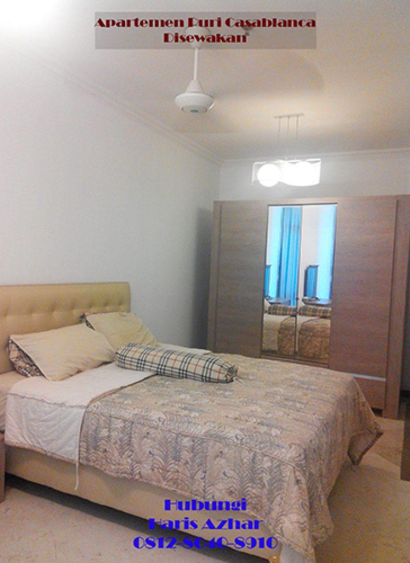 Apartemen-puri-casablanca-disewakan-ruang-tidur-tambahan-IG
